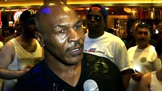 getlinkyoutube.com-Mike Tyson on Mayweather vs. Pacquiao - ORIGINAL VIDEO - UCN Exclusive