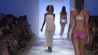 L*SPACE at Swim Week Miami 15' Collection