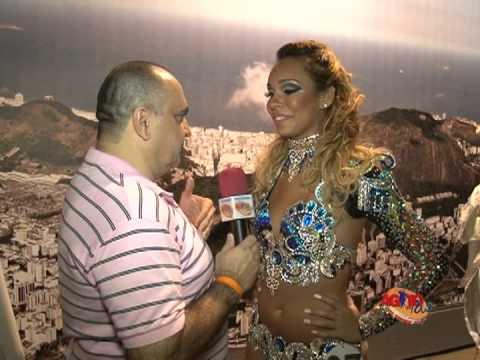 RAINHA DO CARNAVAL (FINAL) PARTE 2 PROGRAMA AGITO DO RIO 11 11 2012