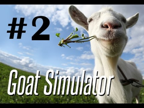 سوبر تيس / goat similator #2