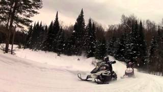 getlinkyoutube.com-Snowmobile Trip 2015 - Old Forge, NY