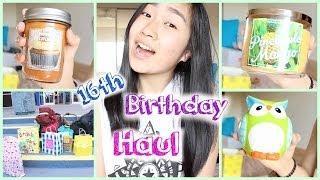 getlinkyoutube.com-16th Birthday Haul 2014! | JENerationDIY