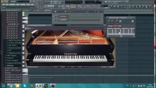 getlinkyoutube.com-Как написать мелодию для Deep House(IndiDance/NuDisko). How make? [FL Studio 11]