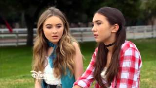 getlinkyoutube.com-Girl Meets World- Riley finds out Maya likes Lucas and brother zones him | Girl Meets Texas