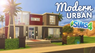 The Sims 4: Speed Build | Modern Urban Home