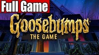 Goosebumps The Game Full Game Walkthrough No Commentary