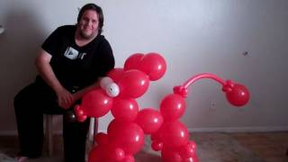 getlinkyoutube.com-Giant Balloon Dog