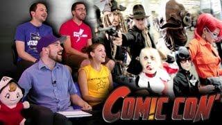 getlinkyoutube.com-ComicAWESOME! Show and Trailer!