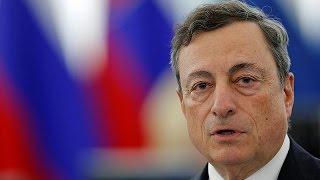Draghi advierte de que los retos