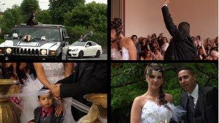 getlinkyoutube.com-MARIAGE ORIENTAL Jessica & Malek (1er Juin 2013) avec Cheba Maria