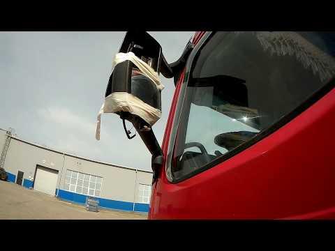 Ремонт зеркало заднего вида боковое Volvo FH FM Вольво ФШ(как разобрать,на,стоим ость,цена)