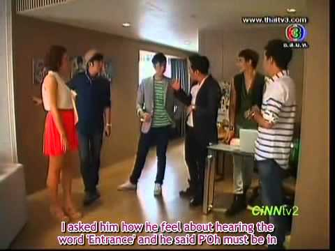 [Eng Sub] TeeTaiKrua 2pm Nichkhun, Peach Pachara & Family (Part 2)