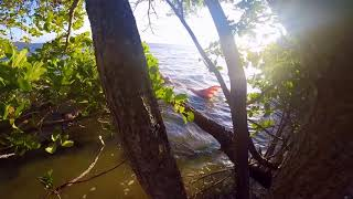 getlinkyoutube.com-mermaid footage caught on private beach