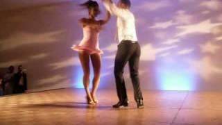 getlinkyoutube.com-Ataca Jorgie & La Alemana Perform @ the 2009 Sexy & Sensual Latin Dance Festival