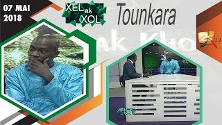 Tounkara s'attaque à son invité MODOU MACKY « DIANGO, DIONGOO… Regardez la réponse de…