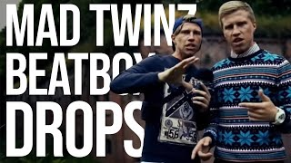getlinkyoutube.com-MAD TWINZ - TOP 5 BEST BEATBOX  DROPS