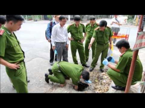 Lực lượng Công An rùng mình khi phát hiện sự việc kinh hoàng dưới cái hố đó