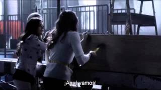 """getlinkyoutube.com-Pretty Little Liars - Red Coat saves Emily 4x12 """"Now You See Me, Now You Don't"""""""