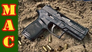 Reliability Test! Sig P320 Compact 9mm