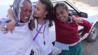 getlinkyoutube.com-Helping girl (Mahelet) and her family, Addis Ababa
