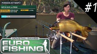 getlinkyoutube.com-Euro Fishing Découverte d'un jeu de pêche EN LIVE