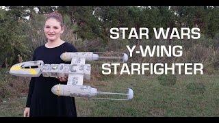 getlinkyoutube.com-STAR WARS Y-WING RC STARFIGHTER