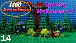 getlinkyoutube.com-LEGO Adventures Episode 14: Ninjago Possession - Halloween Special