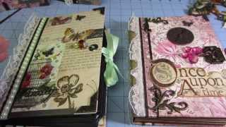 getlinkyoutube.com-Envelope mini Album; Kathy Orta style