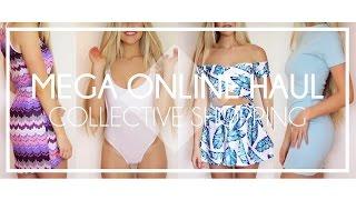 getlinkyoutube.com-Big try on Summer haul I Crazy online shopping