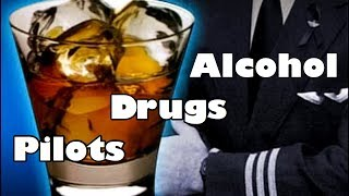 Can pilots get drunk or high?!