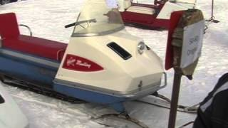 getlinkyoutube.com-Antique Snowmobiles 2014