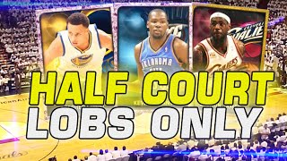 getlinkyoutube.com-NBA2K15 myTeam Halfcourt Lobs Only