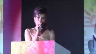 getlinkyoutube.com-Best Emcee/ Best Anchor Shweta Lalwani hosting an event for Mahindra Group