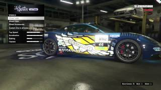 GTA V Festive Surprise: Dewbauchee Massacro (Racecar)