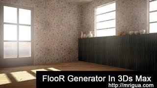 getlinkyoutube.com-3ds max Floor Generator tutorial