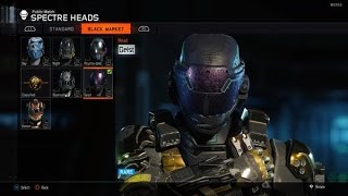 getlinkyoutube.com-Hunting the new Black Market gear part 1 (BO3 PS4)