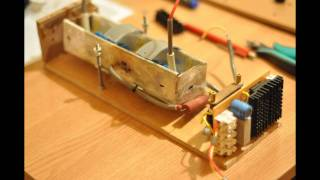 getlinkyoutube.com-DIY High Voltage Supply (12V to 50KV)
