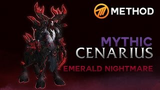 Method vs. Cenarius - Emerald Nightmare Mythic