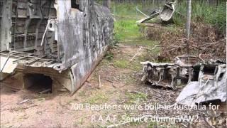 getlinkyoutube.com-Military Relic Hunting WW2 R.A.A.F. Airfield - Cape York Australia.