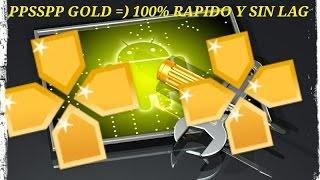 getlinkyoutube.com-Como configurar el emulador ppsspp Gold SIN LAG!!!