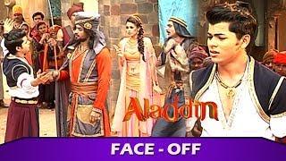 Aladdin Naam Toh Suna Hoga: Zafar Doubts On Prince Ali, Ali Challenges Him Again