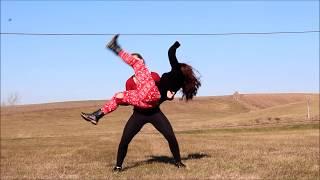 Hip Hop stunts and tricks