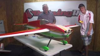 Lateral Balance an RC plane