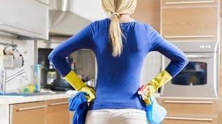 getlinkyoutube.com-Генеральная уборка на кухне по списку. Часть 1 / Spring cleaning