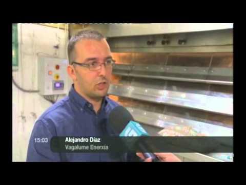 Adaptación a Biomasa de dos hornos en la Panaderia Illán (Lugo)