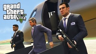 GTA 5 Mods - PLAY AS A BODYGUARD MOD!! (GTA 5 Mods Gameplay)