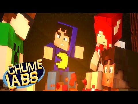 Minecraft: CHUME LABS 2 - HISTÓRIAS DE TERROR! #7