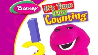 getlinkyoutube.com-Barney - Time For Counting