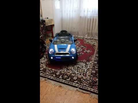 Тюнингованный Mini Cooper