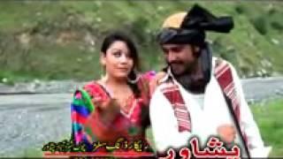 Nazia Iqbal & Bahram Jan Che Meena Pa Ke Niwai pashto nice new song 2015   YouTube